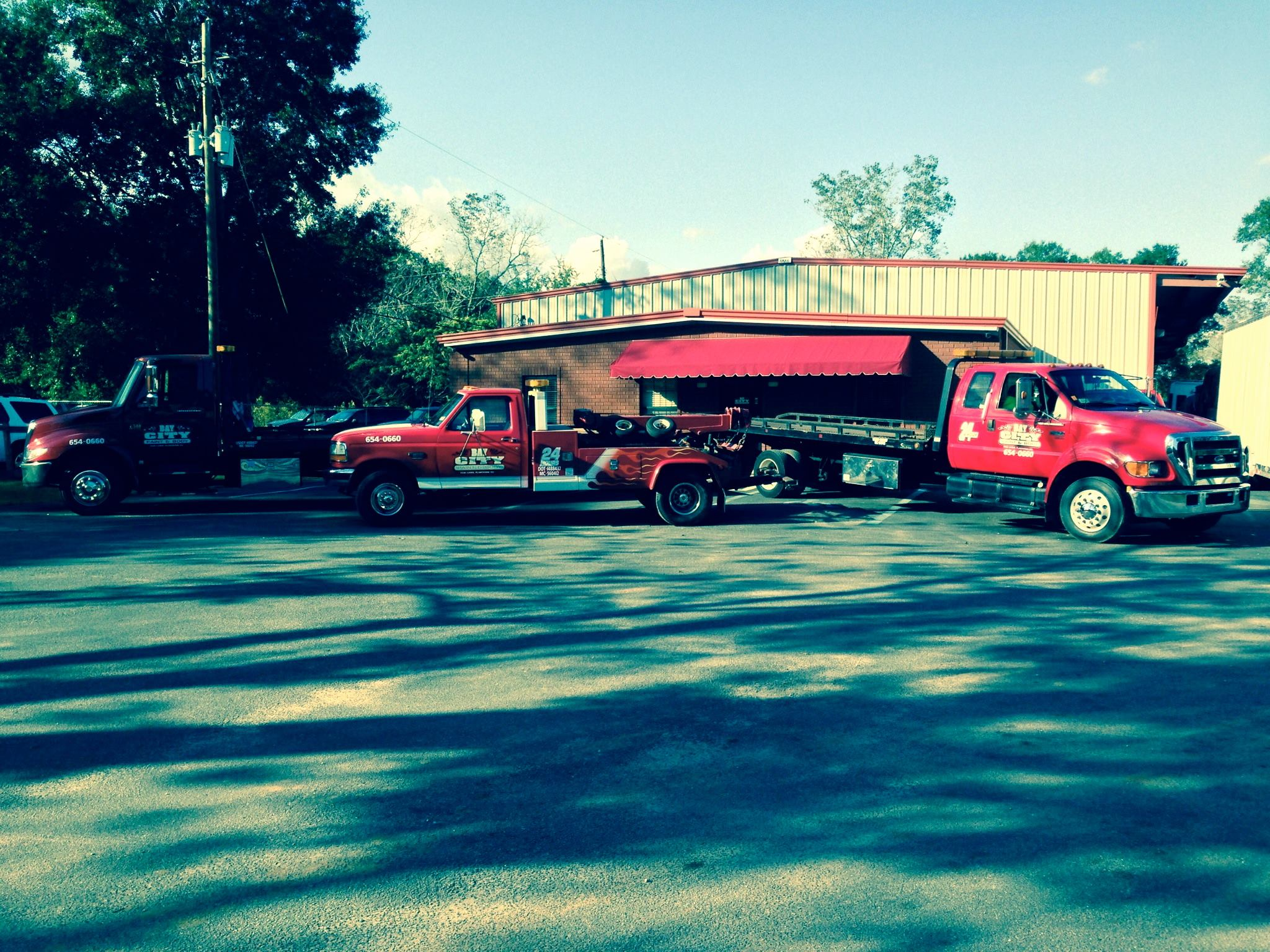 Saraland, AL accident Towing Service