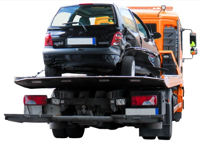 Daphne, AL accident Towing Service